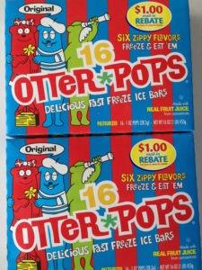 Otter Pops