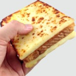 The Inside Out Grilled Cheese Sandwich