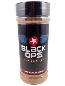 Black Ops Seasoning