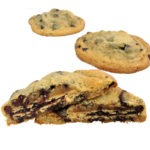 Chocolate Chip Pop-Tart Stuffed Chocolate Chip Cookies