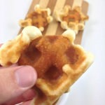 Waffle Breaded Chicken Nuggets