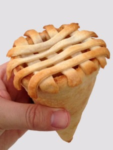 The Apple Pie Cone