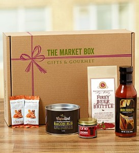 The Bacon, Bourbon & Beer Market Box