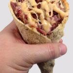 The Reuben Sandwich Cone