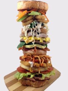The Alphabet Sandwich