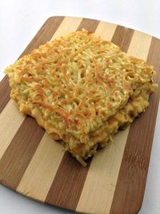 Ramen Grilled Cheese Sandwich