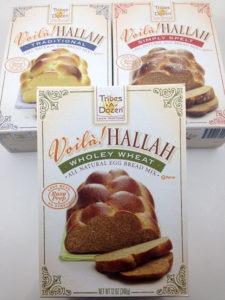 Voilà! Hallah Egg Bread