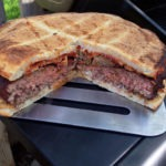 The Palermo's Pizza Burger