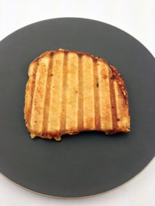 Grilled Cheese on the George Foreman grill