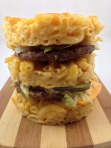 The Big Mac 'n Cheese