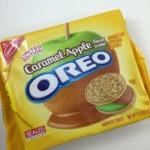 Caramel Apple Oreo Cookies