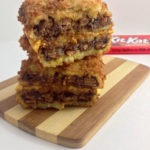 The Deep Fried Kit Kat Grilled Cheese Sandwich