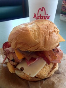 The Arby's Meat Mountain