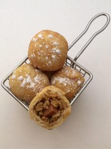 Jambalaya Stuffed Beignets