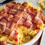The Colby Jack Mac and Cheese Pie With a Bacon Crust