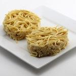 Spaghetti buns