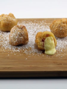 Deep Fried Monte Cristo Balls
