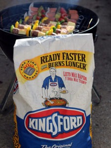 Game Day Grilling With Kingsford Charcoal