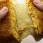 The Macaroni and Cheese Grilled Cheese