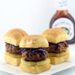Honey Chipotle Hawaiian Pork Sliders