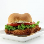The Breaded Pork Sirloin Sandwich