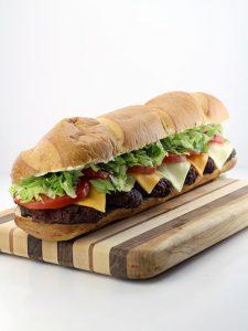 Recreating the McDonald's Super Hero Burger