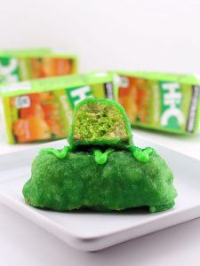 Ecto Cooler Battered Deep Fried Key Lime Slime Ghostbusters Twinkies