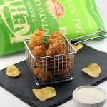 Kettle Chip Breaded Deep Fried Cheese Curds