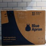 My Blue Apron Delivery