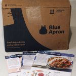 My Blue Apron Delivery & Recipes