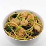 Spicy Shrimp & Bucatini Pasta