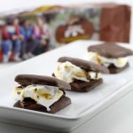 S'mores Girl Scout Cookies S'mores