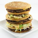 The Triple Quarter Pounder Big Mac
