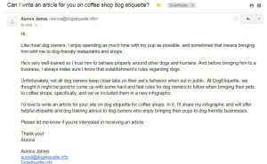 Terrible PR Emails: Part Three