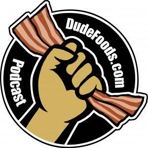 DudeFoods Podcast Logo