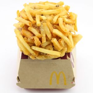 The Deep Fried McDonald's French Fry Breaded Big Mac