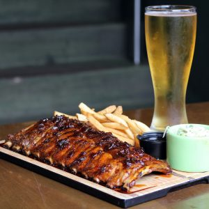 Big Ribs From TGI Fridays