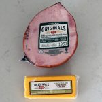 Dietz & Watson Uncured Classic Dinner Ham and Mild Yellow Cheddar Cheese