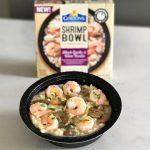 Review: Gorton's Black Garlic & Wine Risotto Shrimp Bowls