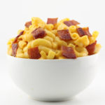 Mac & cheese + Bacon in a Bag = delicious!