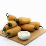 Jalapeño Popper Corn Dogs