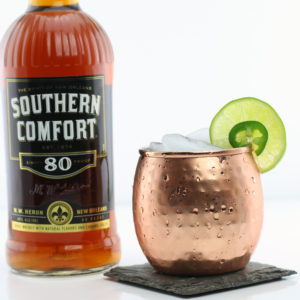 The Spicy Southern Mule