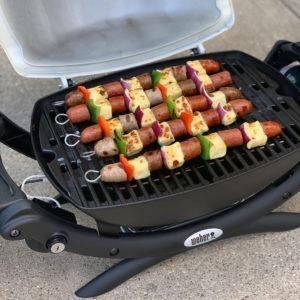 Racing Sausages Kebabs