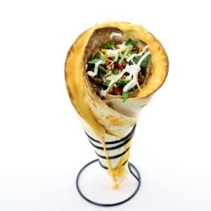 The Quesadilla Tacone