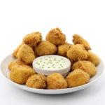Air Fryer Keto Chicken Nuggets