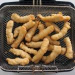 Beer Battered Pork Tenderloin Fries