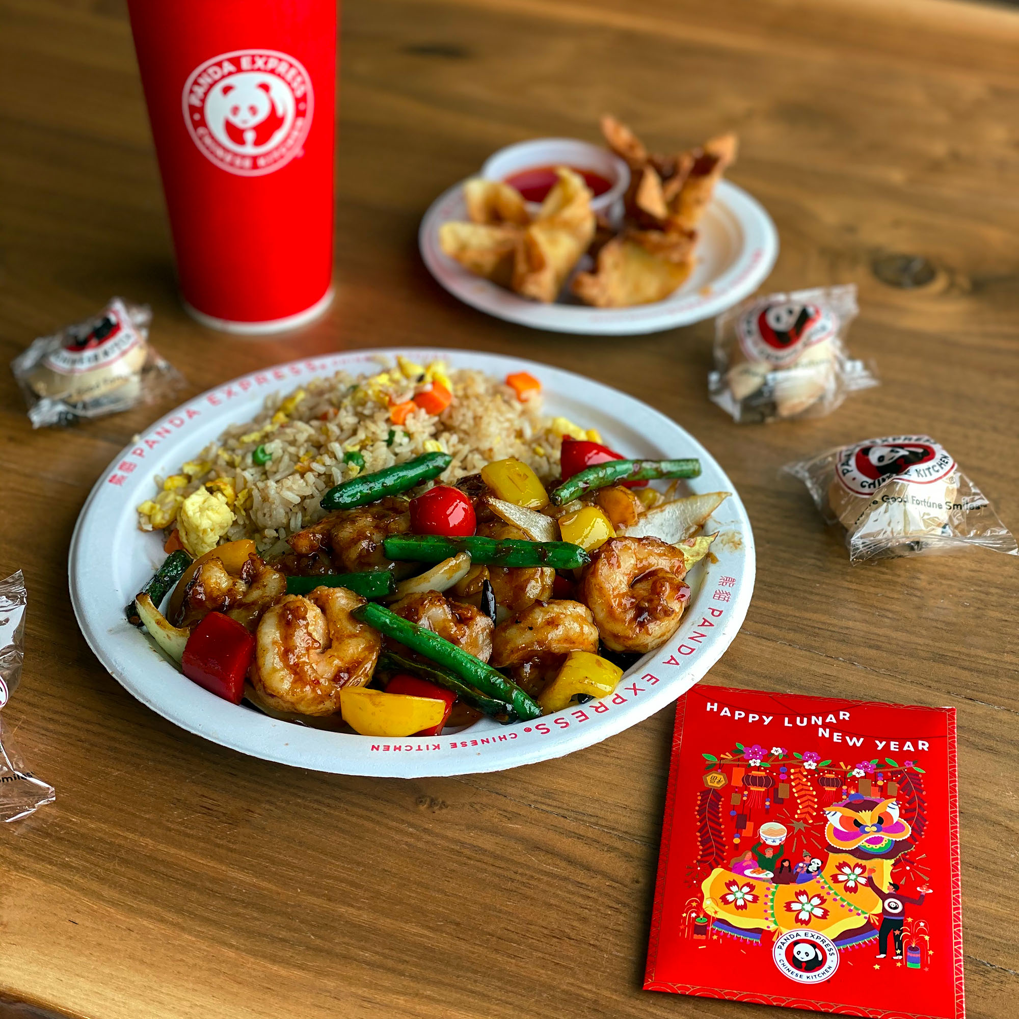 Panda Express Firecracker Shrimp
