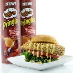 Rotisserie Chicken Pringles Breaded Rotisserie Chicken Sandwich