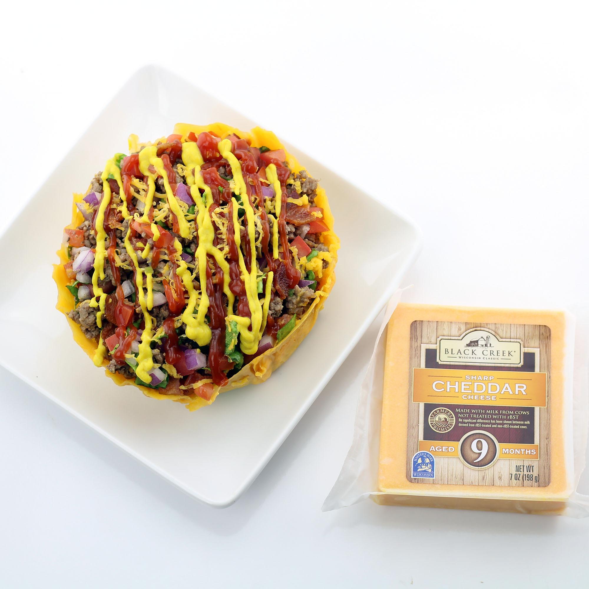 Bacon Cheeseburger Bowls