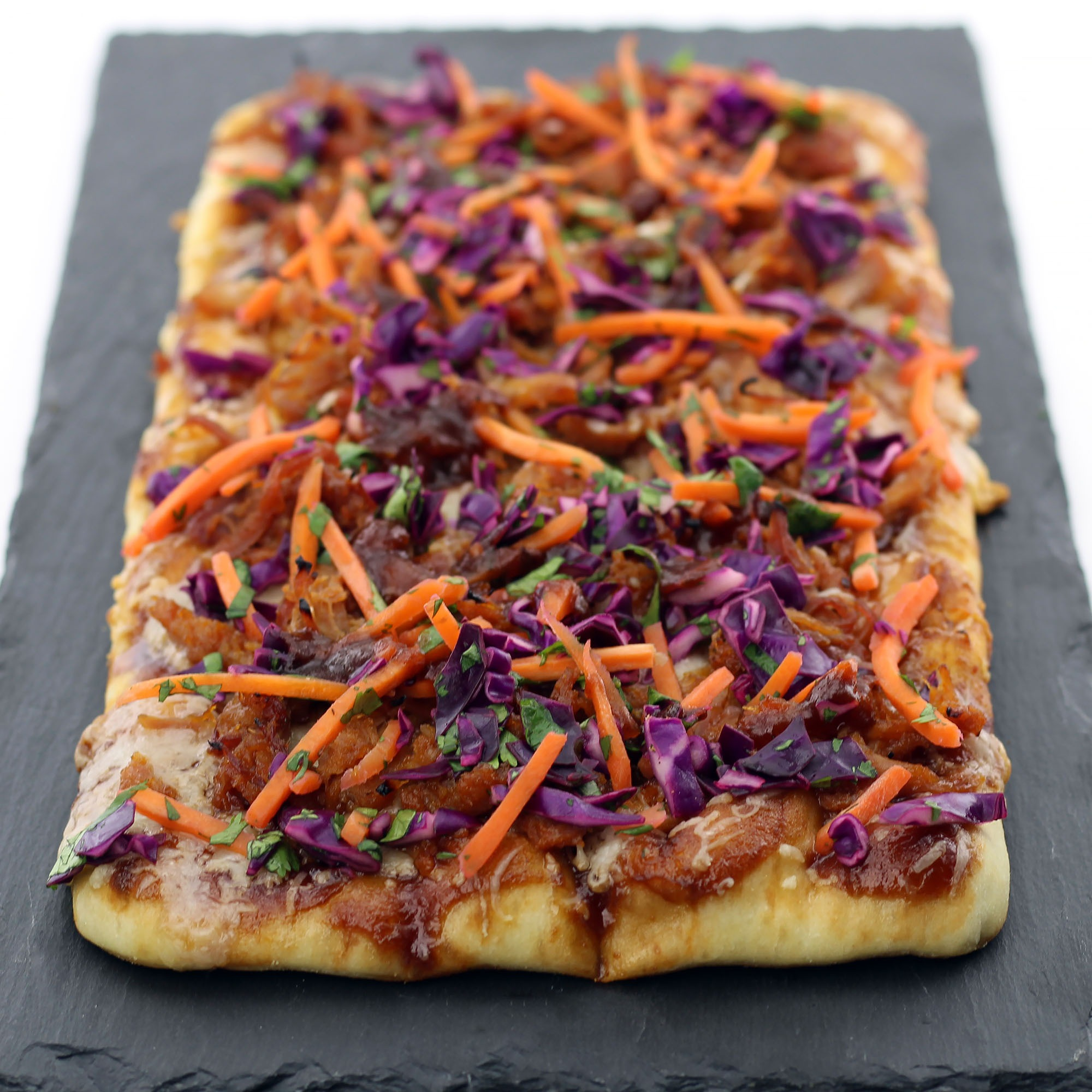 Pulled Pork Flatbreads